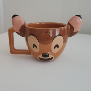NWT Disney Parks Bambi Mug